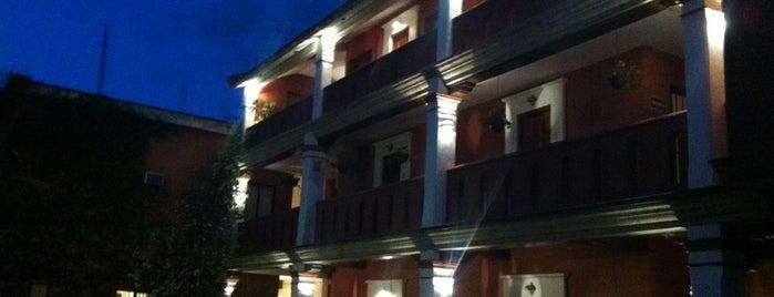 Hotel Maela is one of Hoteles en Oaxaca.