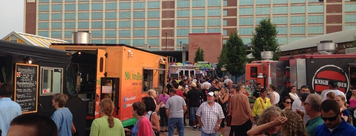 Food Truck Tuesdays is one of Must see places in Buffalo for tourists #visitUS.