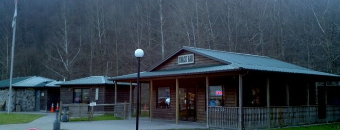 Rest Area - West Virginia Turnpike is one of Gary's List.