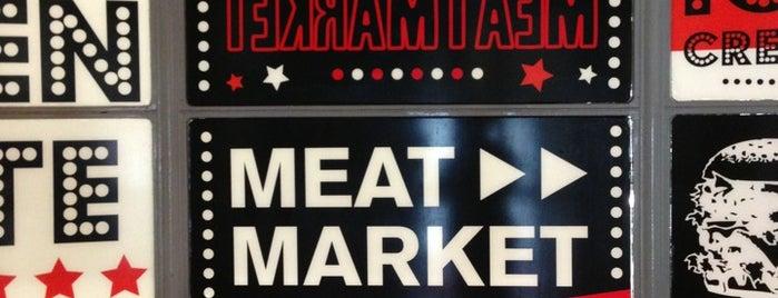 MEATmarket is one of Spotting in London.