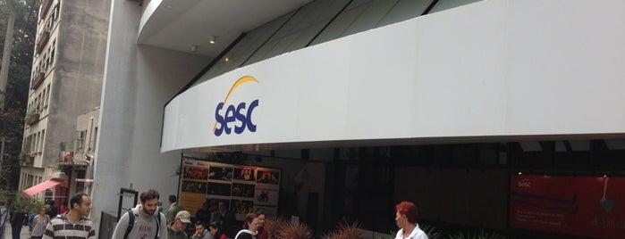 Sesc Consolação is one of Coisas boas no centro de SP.