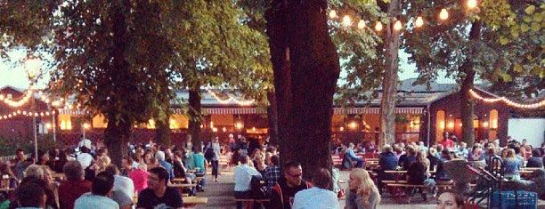 Pratergarten is one of Berlin's Best Beer Gardens.