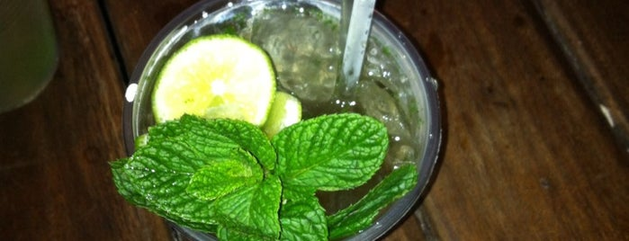 Mojitos is one of Favorite Nightlife Spots.
