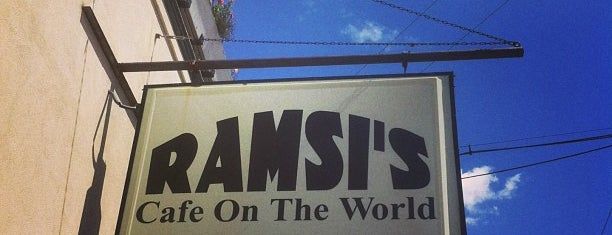Ramsi's Cafe On the World is one of Guide to Louisville's best spots.