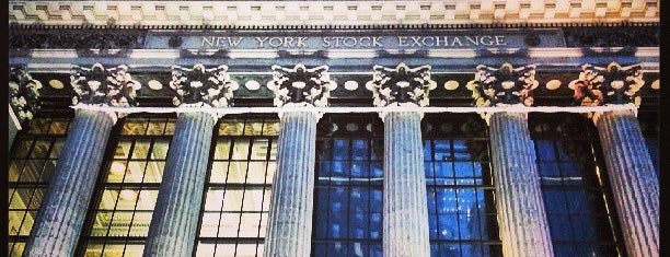 New York Stock Exchange is one of Duncan.