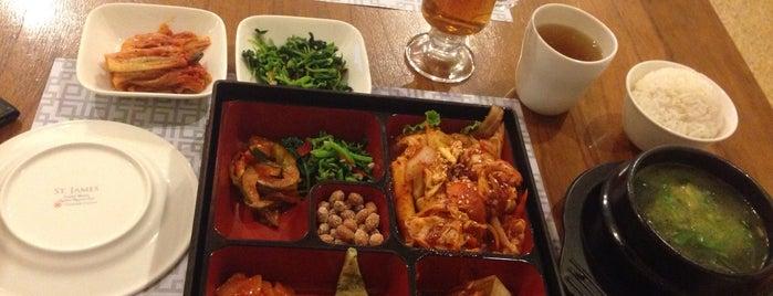 Daegu Korean Grill is one of lokasi.