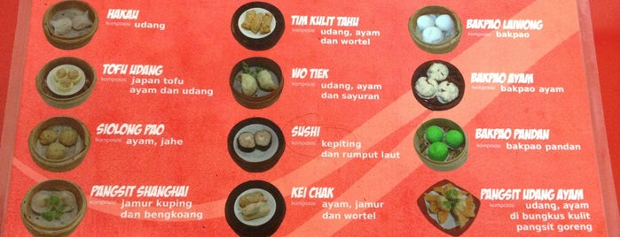 Dimsum Edane is one of Must-visit Food in Yogyakarta.