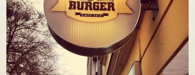 Regal Burger is one of Dinner.
