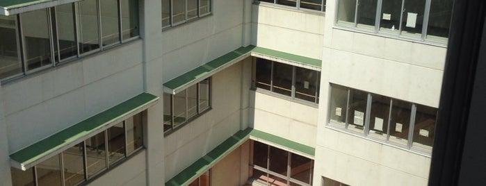 東京都立 美原高等学校 is one of 都立学校.