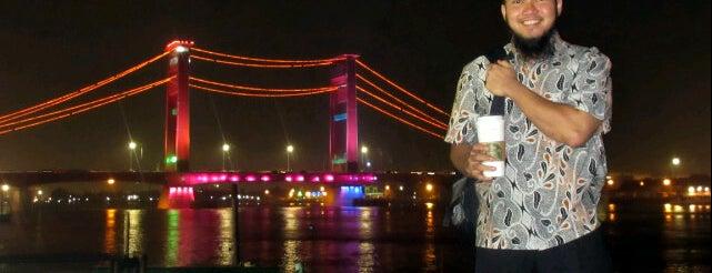 Jembatan Ampera is one of Best places in Palembang, Indonesia.