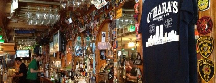O'Hara's Restaurant & Pub is one of FiDi Bars/Restaurants.