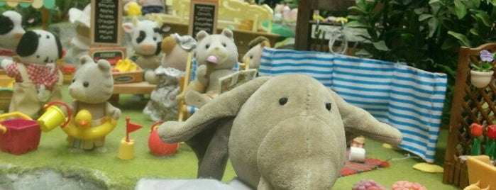 Sylvanian Families is one of Best unusual UK shops - reader tips.