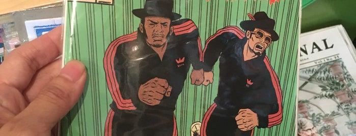 Desert Island is one of nerd alert: best indie comic book stores in nyc.