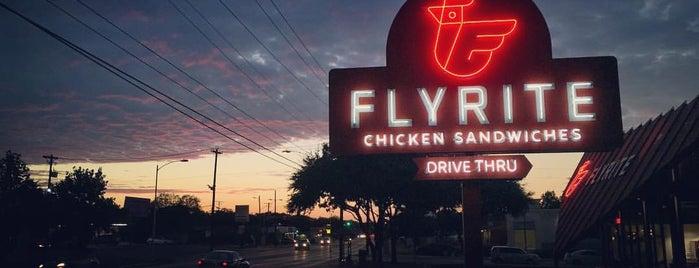 Flyrite Chicken is one of Austin.