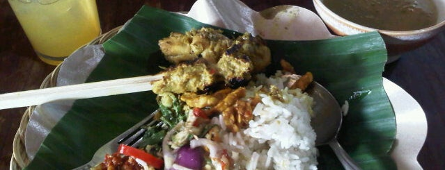 "Warung Satria is one of Bali ""Jaan"" Culinary."