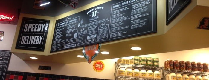 Jimmy John's is one of 2 for under 20.