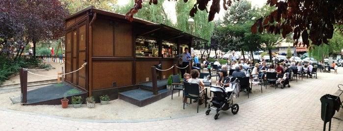 El Jamón del Abuelo is one of Restaurantes Gastrofestival 2012 25€.
