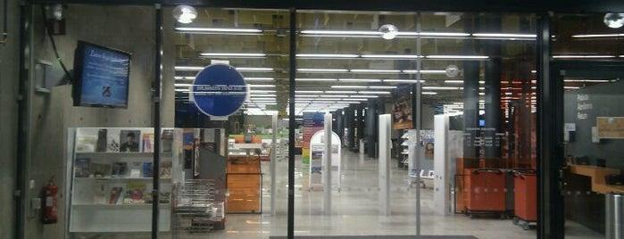 Entressen kirjasto is one of HelMet-kirjaston palvelupisteet.