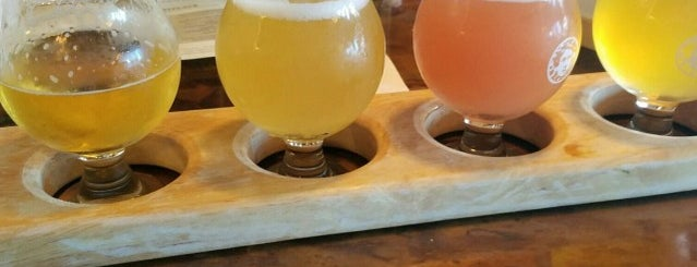 Medusa Brewing Company is one of New England Breweries.