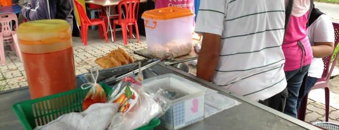 Gerai Karipap Telur is one of Favorite affordable date spots.