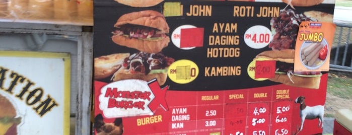 Jack 7 Station Burger is one of Makan @ Shah Alam/Klang #1.