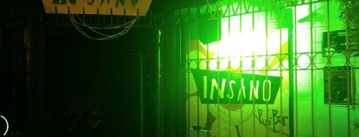 IN Sano Pub is one of Nightlife in Porto Alegre.