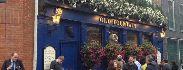 The Old Fountain is one of BMAG's Pubs.