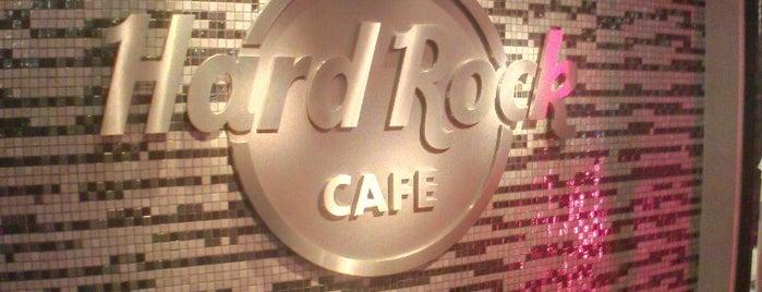 Hard Rock Cafe Berlin is one of Hardrock Cafe's.