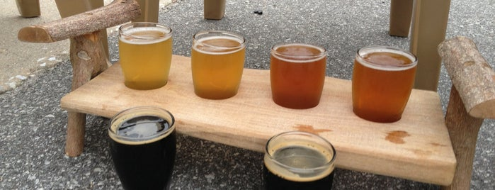 Southern Appalachian Brewery is one of NC Breweries.