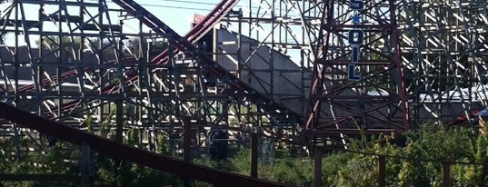 New Texas Giant is one of ROLLER COASTERS.