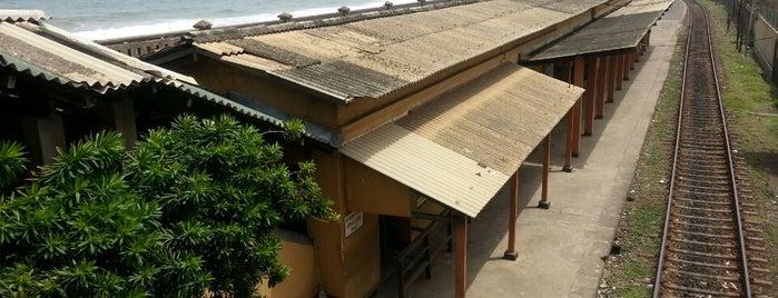 Kollupitiya Railway Station is one of Railway Stations In Sri Lanka.
