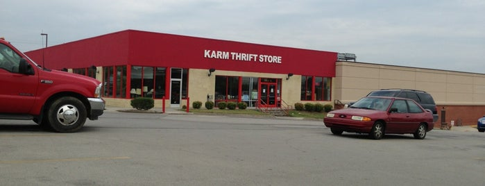 KARM Thrift Store is one of Favorites.