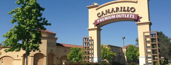 Camarillo Premium Outlets is one of Best places in Camarillo, CA.