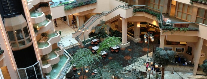 Embassy Suites by Hilton Monterey Bay Seaside is one of El Camino Real.