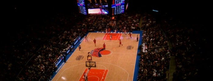 Madison Square Garden is one of Sport Staduim.