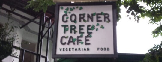 Corner Tree Cafe is one of Vegetarian.