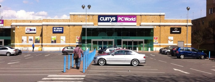 Currys PC World is one of #LoveE1.