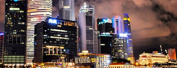 Marina Bay Downtown Area (MBDA) is one of Places in the world.