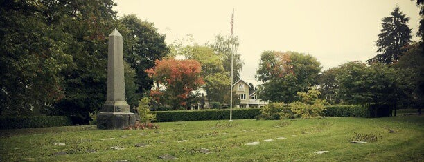Grand Army of the Republic Cemetery is one of Seattle's 400+ Parks [Part 1].