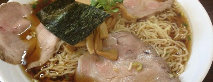 なかの屋 is one of The 麺.