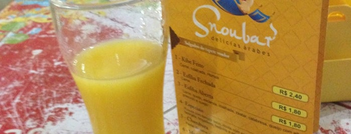 Snoubar is one of Guide to Campo Grande's best spots.