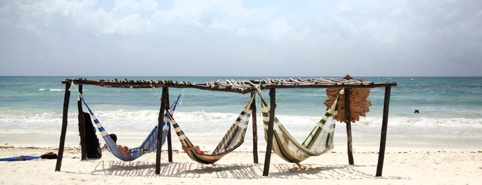 Ahau Tulum is one of T+L's Guide to Stylish Tulum, Mexico.