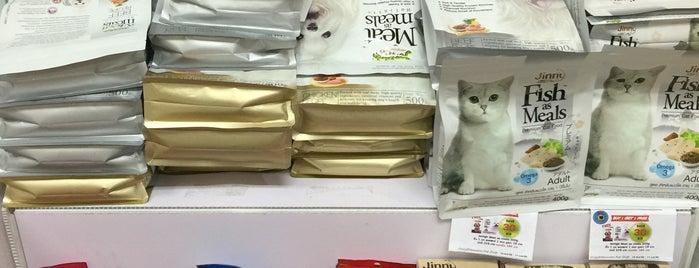 มนูญเพ็ทช็อป (Manoon Pet Shop) is one of M-TH-18.