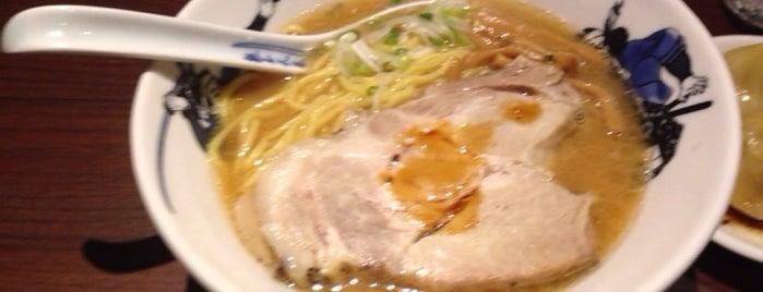 麺屋武蔵 蒲田店 is one of 九段南でさくっと飲むなら.