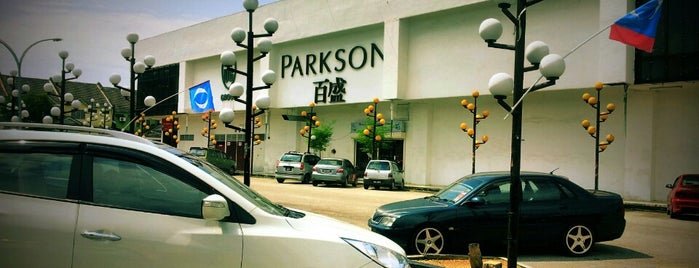 Parkson Petani Parade is one of Sp.