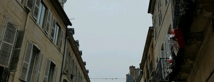 Rue piron is one of Dijon : rues & places.