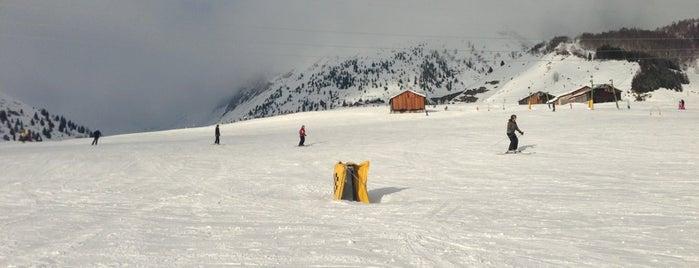 Snowpark Valtgeva is one of Skigebiete.
