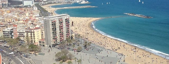 Torre d'Alta Mar is one of Beautiful Views.