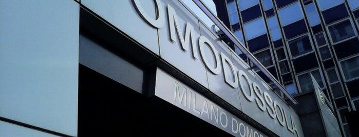 Stazione Milano Domodossola is one of Linee S e Passante Ferroviario di Milano.