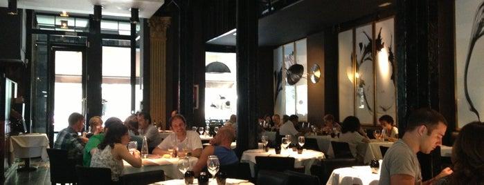 Balthazar is one of Restaurantes con encanto.